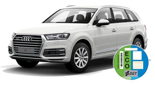 Audi q7 transformado a gas